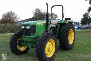 John Deere 5075e 4wd zemědělský traktor použitý