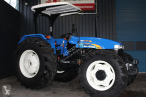 Tractor agrícola New Holland 7500 4wd usado