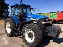 tractor agrícola New Holland TM 190, Bj.08, gef. Vorderachse