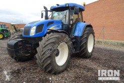 tracteur agricole New Holland T7550