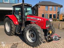 tracteur agricole Massey Ferguson 7465 Dyna-VT