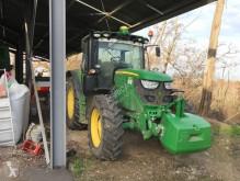 tractor agrícola John Deere 6110 R