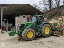 tracteur agricole John Deere 6195R
