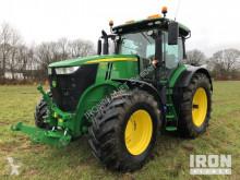 tracteur agricole John Deere 7250R