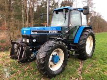 tracteur agricole New Holland Ford 8340