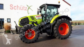 tracteur agricole Claas Axion 870 CMatic, 3350h, FZW, S10, Carraro Achse, Baujahr 2016