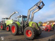 tracteur agricole Claas AXION 850 CIS