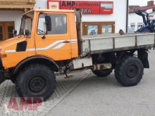 Mercedes Unimog U 1250 L farm tractor