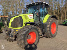 tracteur agricole Claas Axion 810