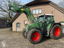 Fendt 712 vario tms farm tractor used