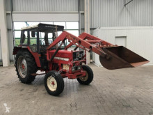 tracteur agricole Case IH 743