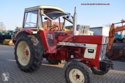 tracteur agricole Case 644 S