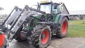 tracteur agricole Fendt 716 vario met frontlader