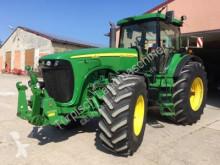 tracteur agricole John Deere 8520 ILS, Powr Shift, RTK, Zwillingsräder
