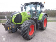 tracteur agricole Claas ARION 640 CMATIC CEBIS