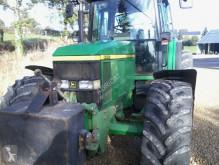 tracteur agricole John Deere 6610 TLS