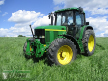 Mezőgazdasági traktor John Deere 6610 használt