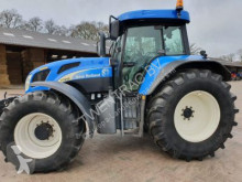 tracteur agricole New Holland T 7550 VARIO