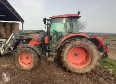 Kubota Philippe Galarme, Olivier Laboute farm tractor