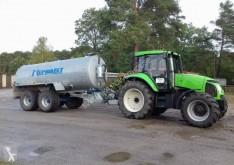 Tracteur agricole Crystal 169 169 ciągnik kołowy + beczka asenizacyjna Meprozet Typ PN1/14A