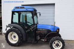 Tracteur vigneron occasion New Holland TN 75 N