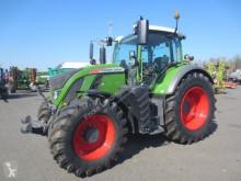 селскостопански трактор Fendt 724 VARIO PROFI PLUS