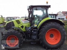 trattore agricolo Claas Axion 870 C-MATIC