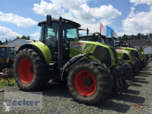 Tracteur agricole Claas Axion 840 C-MATIC occasion