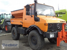 Tractor agrícola Mercedes U 1200 usado