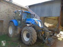 landbouwtractor New Holland Philippe Galarme, Olivier Laboute