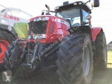 Tractor agrícola Massey Ferguson 7620 usado