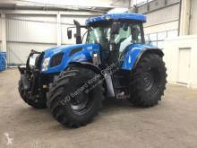 Tractor agrícola New Holland T 7510 usado