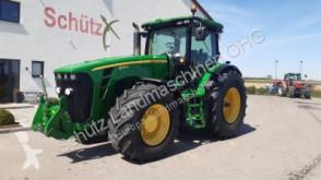 tracteur agricole John Deere 8295R, R8 295, EZ 2011