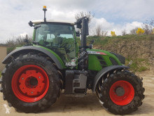 Fendt Philippe Galarme, Olivier Laboute farm tractor