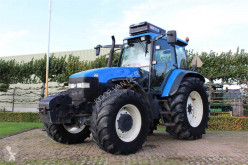 New Holland TM150 PC farm tractor used