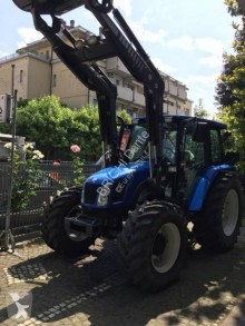 Tracteur agricole New Holland TL 100/ A 4500 cc con pala occasion