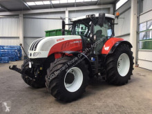 Tracteur agricole Steyr CVT 6185 occasion