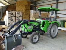 tractor agrícola Deutz-Fahr D 2506 mit Frontlader
