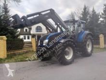 tractor agrícola Valtra T 153 Versu