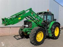 tractor agrícola John Deere 6520