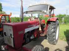tracteur agricole Case IH 624