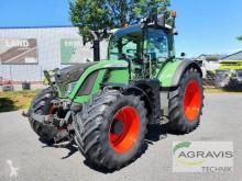tractor agrícola Fendt 724 VARIO SCR PROFI