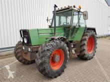 tractor agrícola Fendt 612 LSA E