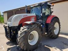 Steyr 6185 CVT IM KUNDENAUFTRAG trattore agricolo usato