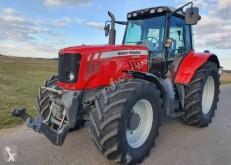 tracteur agricole Massey Ferguson 6480 Dyna-6