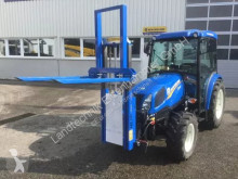Vinmarkstraktor New Holland
