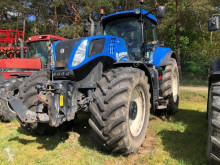 Tractor agrícola New Holland T 8.330 usado