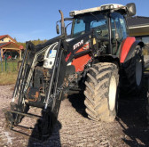 tractor agrícola Steyr 6135 Profi Multicontroller
