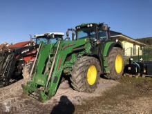 tractor agrícola John Deere 7530 PowerQuad Eco, Frontlader