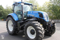Tractor agrícola New Holland T 7.210 usado